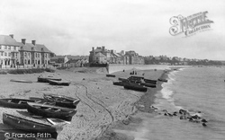 Exmouth, From The Pier 1890