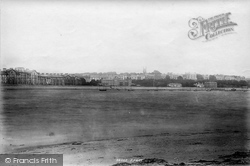 Exmouth, From The Warren 1895