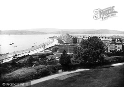 Exmouth, General View 1890