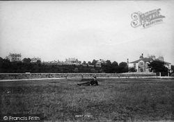 Exmouth, Golf Links 1895