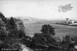 Exmouth, Golf Links, Danby's House 1896