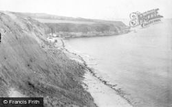Exmouth, Orcombe Point 1890