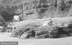 Orcombe Point, People 1931, Exmouth