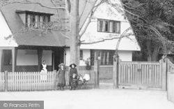 Phear Park Entrance 1906, Exmouth