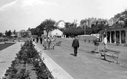 Exmouth, the Swimming Pool 1938