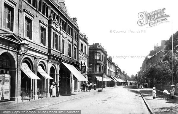 Exmouth, Rolle Street 1906