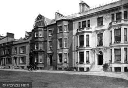 Royal Beacon Hotel 1906, Exmouth