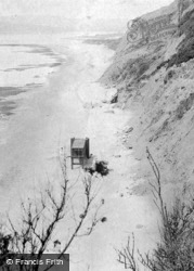 The Beach 1906, Exmouth