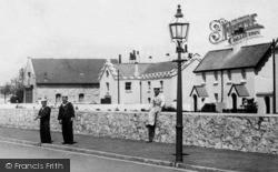 The Coastguard Station 1906, Exmouth