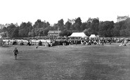 Exmouth, the Cricket and Sports Ground 1906