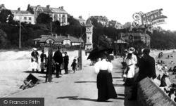 The Esplanade 1898, Exmouth