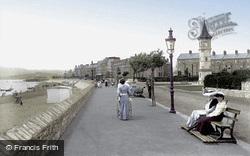 The Esplanade 1906, Exmouth