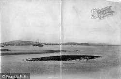 Exmouth, The Estuary From The Warren 1895