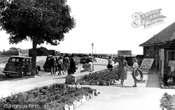The Harbour View Cafe c.1950, Exmouth