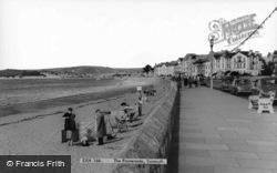 The Promenade c.1965, Exmouth