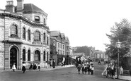 Exmouth, the Strand 1906