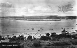 Exmouth, The Warren 1922