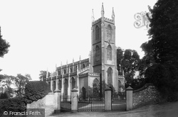 Exmouth, Trinity Church 1890