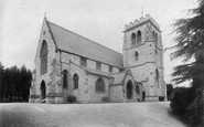 Withycombe, Church 1906