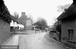 Withycombe Road 1907, Exmouth