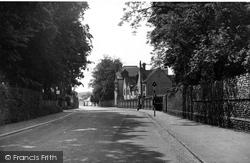 Exning, Church Street c.1955