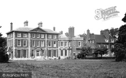 Exning, Glanely Rest c.1955