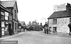 Exning, Oxford Street c.1955