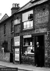Exning, Post Office c.1955