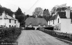The Village c.1955, Exton