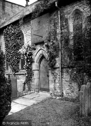 Church, The Sundial 1919, Eyam