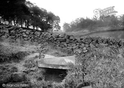 Mompesson's Well 1919, Eyam