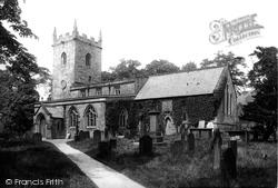 Parish Church Of St Lawrence 1896, Eyam