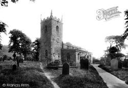 St Lawrence's Church 1896, Eyam