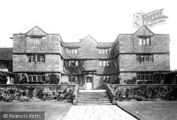 The Hall 1896, Eyam