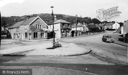 The Square c.1960, Eyam