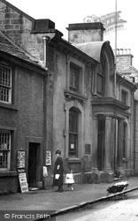 The Village Institute 1919, Eyam