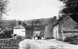 Village 1896, Eyam