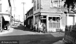 Eye, Church Street c.1960