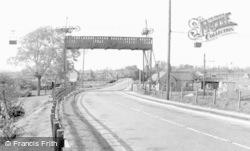 Crowland Road c.1955, Eye