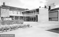 Eye, Hartismere Hospital c.1965