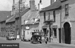 High Street c.1955, Eye