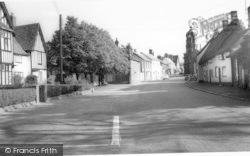 Eye, Lambseth Street c.1960