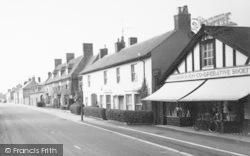 Peterborough Co-Operative Society c.1955, Eye