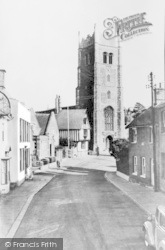 Eye, The Church c.1950
