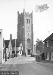 Eye, The Church c.1960