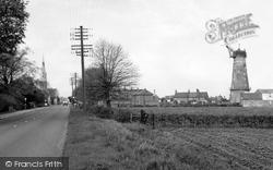 Thorney Road c.1955, Eye