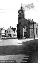 Eye, Town Hall c.1960