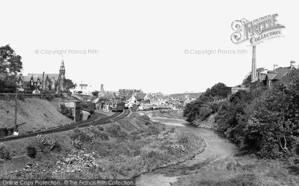 Photo of Eyemouth, c.1960