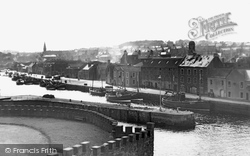 From The Golf Course c.1960, Eyemouth
