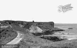 The Cliffs c.1960, Eyemouth